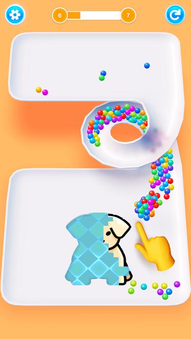 Color 3D Balls screenshot 3
