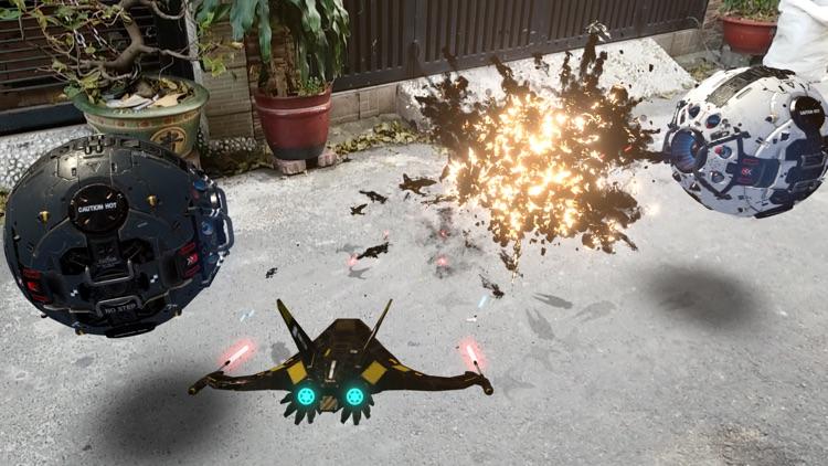 AR Space Fight screenshot-4