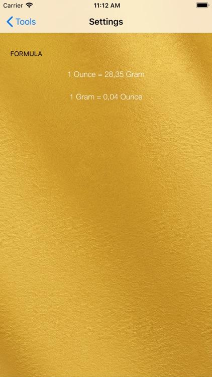 Ounce Gram screenshot-5