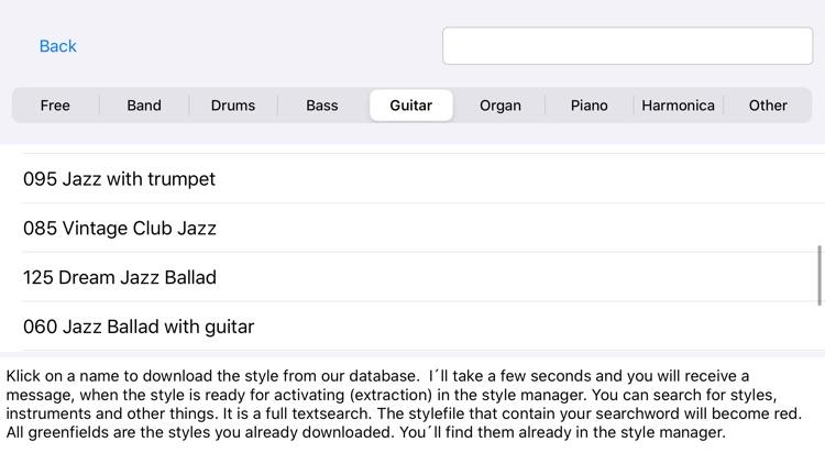 Jazz Song Creator Pro screenshot-8
