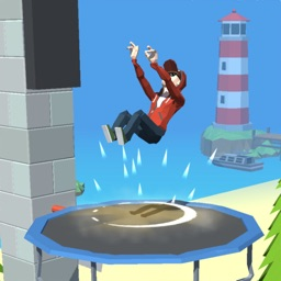 Trampoline Jump!