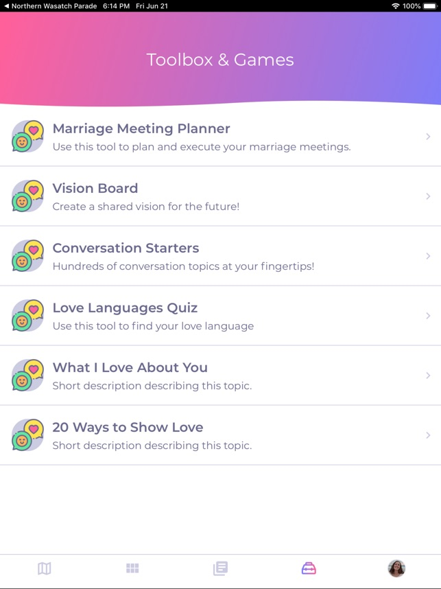 Get Your Marriage On! on the App Store