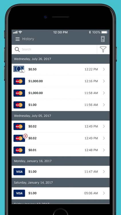 ROAMpay™ X5 screenshot-5