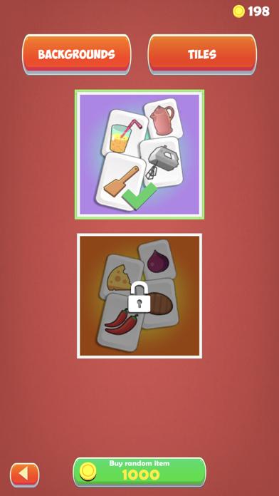 Mahjong Cook screenshot 5