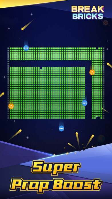 Break Bricks - Ball's Quest app image