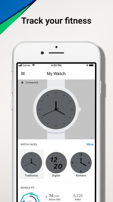 Wear OS by Google - Smartwatch-1