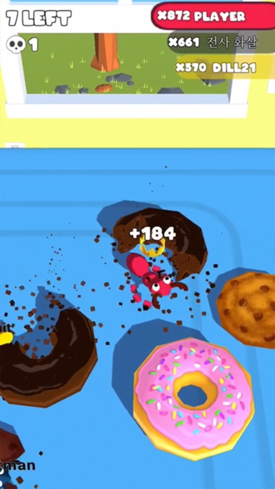 Snack.io screenshot 1