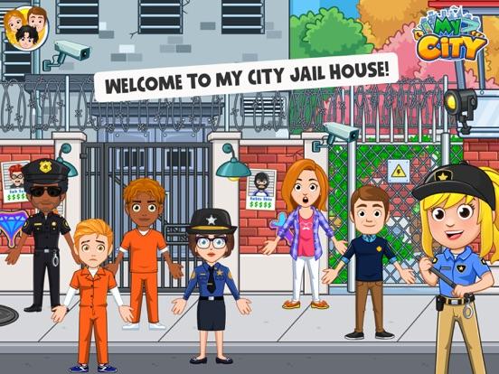My City : Jail House screenshot 7