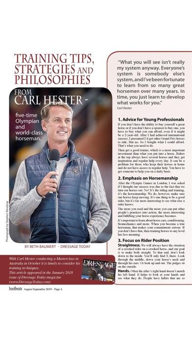 Hoofbeats MagazineScreenshot of 3