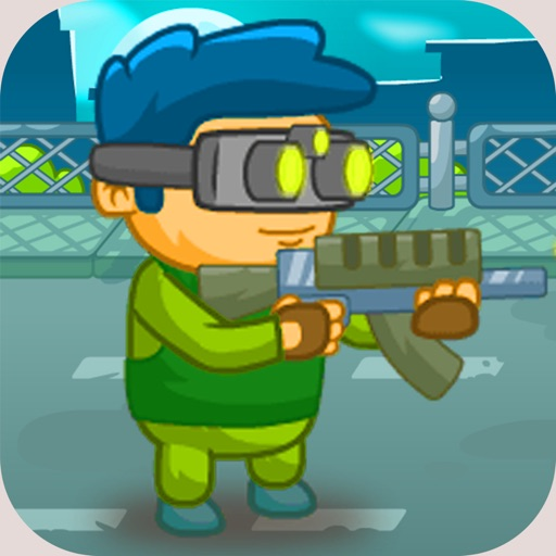 Zombies Defender-Hero Shooter