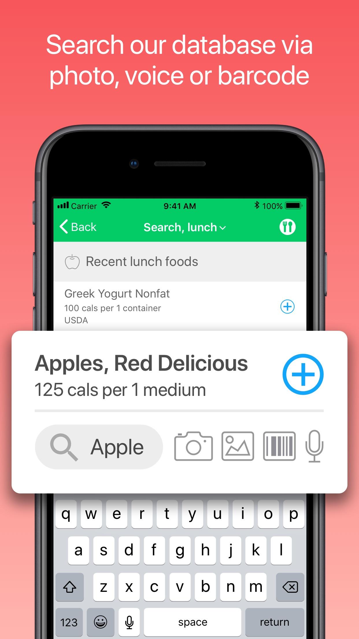 Calorie Counter - Asken Diet Screenshot
