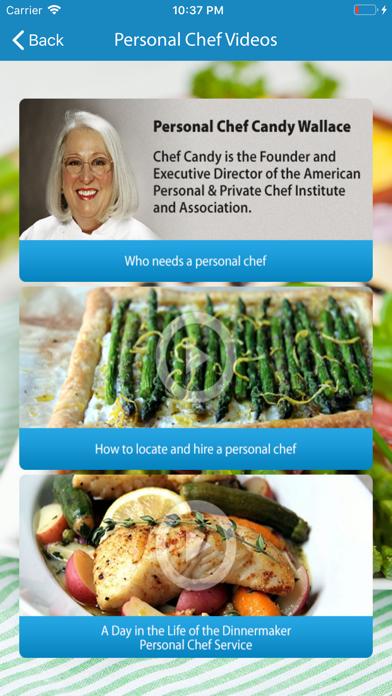 Find & Hire a Chef screenshot three