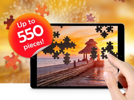 Magic Jigsaw Puzzles-ipad-2