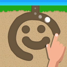 sand Balls : Dig it!