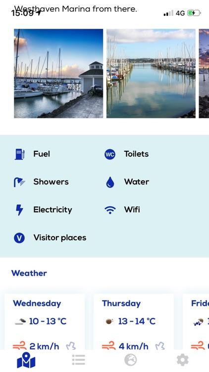 Marina Guide: Balearic Islands screenshot-3