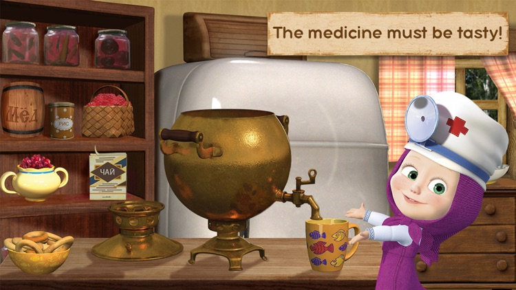 Masha and the Bear: Toy doctor screenshot-6