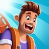 《Idle Theme Park》 - テーマパークの大物 - iPadアプリ