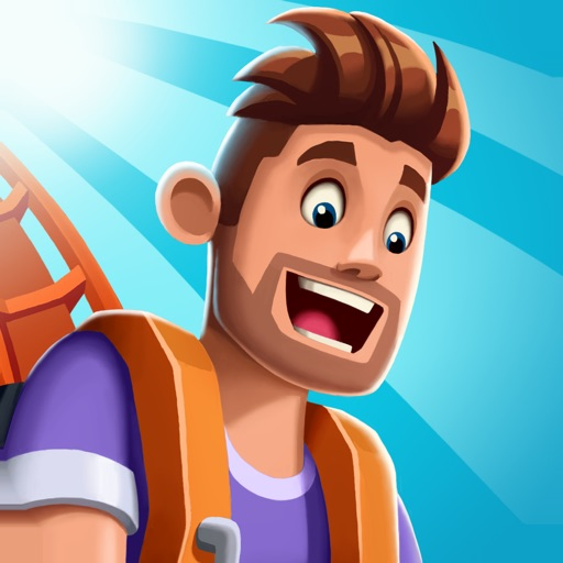 Idle Theme Park - Tycoon Game app for iphone