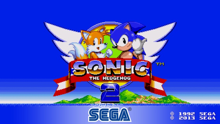 Sonic The Hedgehog 2 Classic screenshot-0