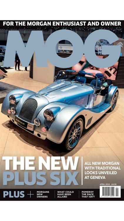 MOG Magazine.