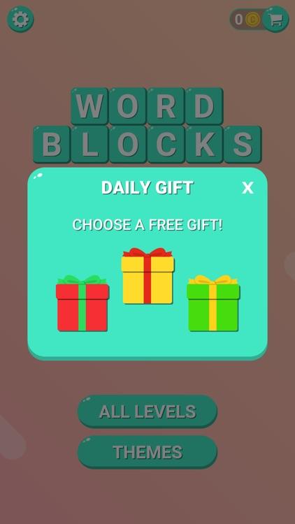 Word Blocks Puzzle screenshot-4