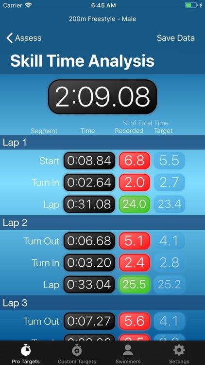 Swim Splitz screenshot-3