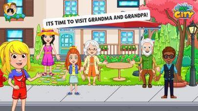 My City : Grandparents Home screenshot 2