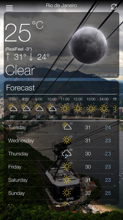 Weather +. screenshot-5