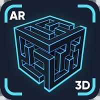 Codes for CubeAR: 3D/AR Maze Hack