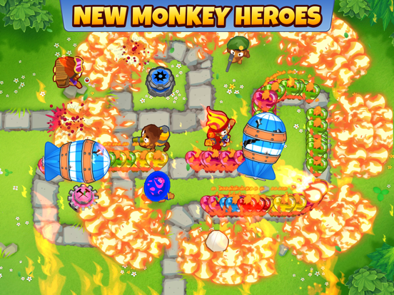 Bloons TD 6 Screenshots