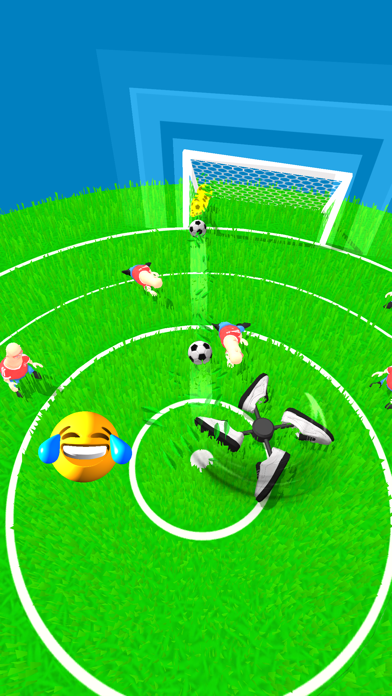 Foot Roulette screenshot 4