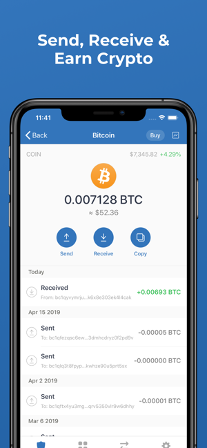 cryptocurrency wallet for tron