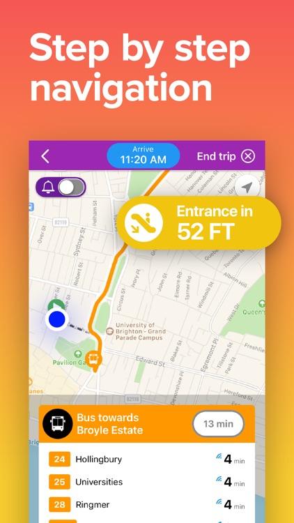 Next Bus Brighton • Bus Times screenshot-3