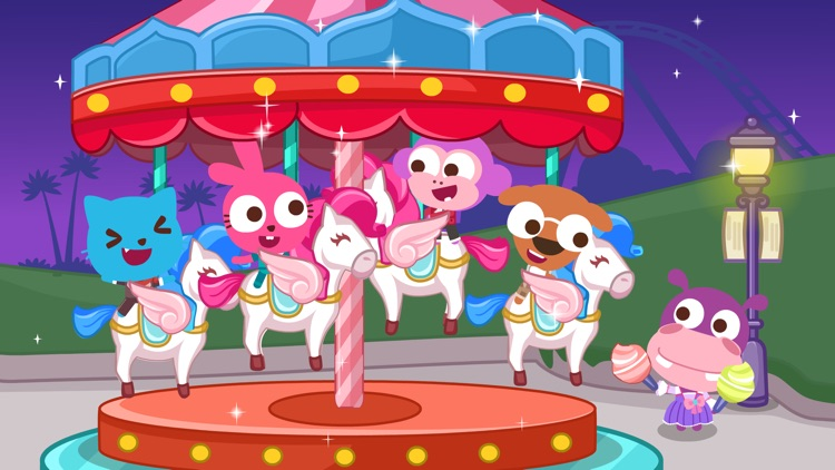 Papo Town Amusement Park