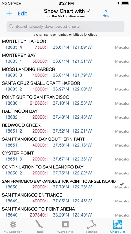 i Sail GPS : NOAA USA Charts screenshot-6