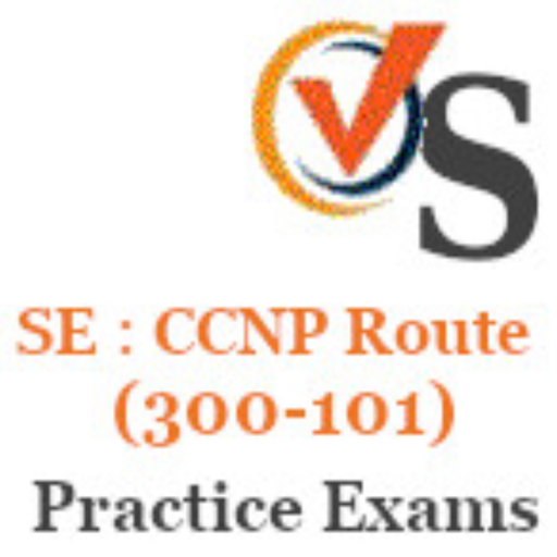 SE : CCNP Route Practice Exams