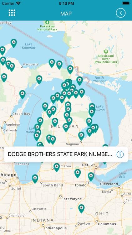 Michigan State Park screenshot-3