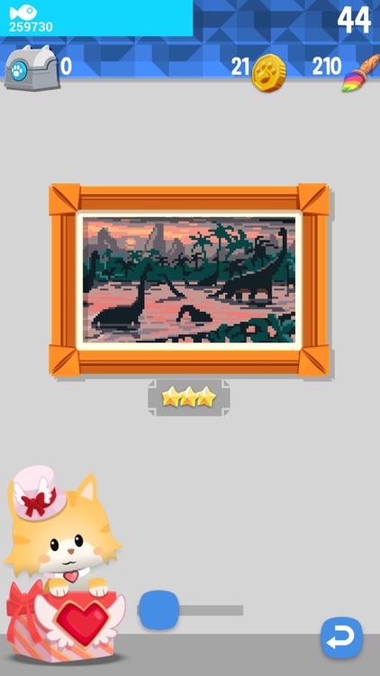 Hungry Cat Picross screenshot-5