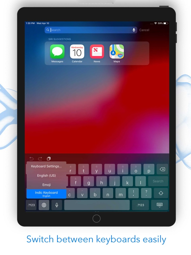 Indic Keyboard : 13 Languages on the App Store