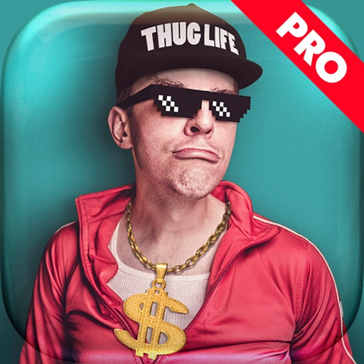 Thug Life Photo Booth Pro