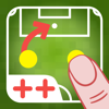 Coach Tactic Board: Soccer++ - BLUELINDEN
