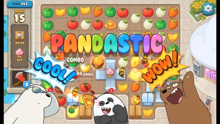 위 베어 베어스 더 퍼즐 screenshot-5