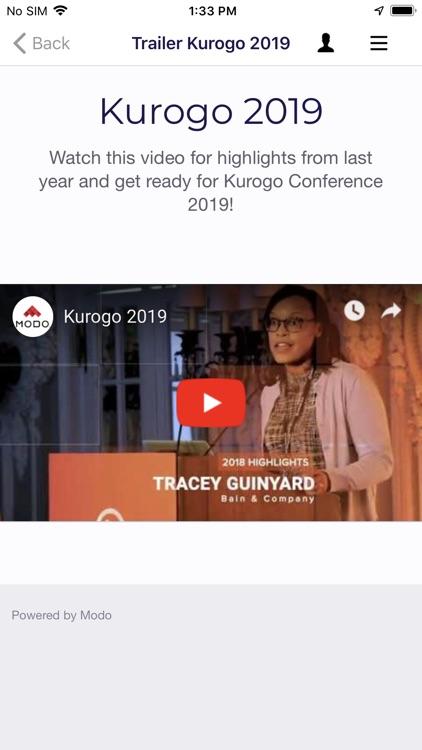 Kurogo Higher Ed Community screenshot-3