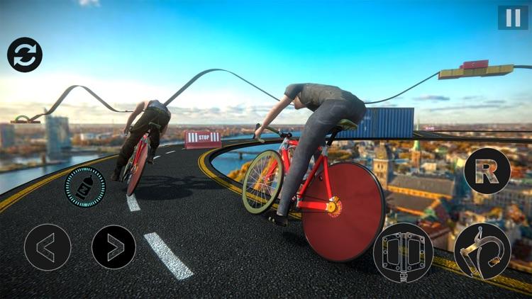 Bicycle Racing Game 2019