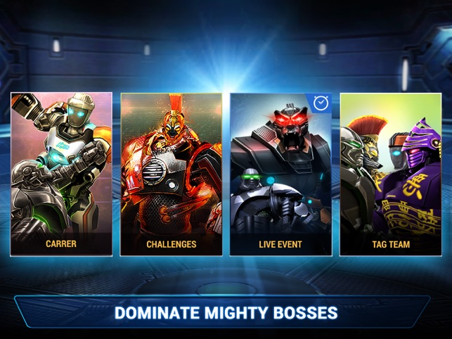Real Steel Champions on the App Store
