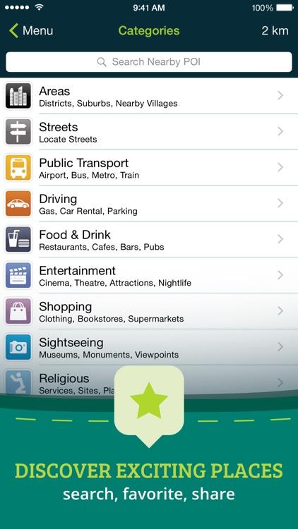 Pocket Earth Maps screenshot-3