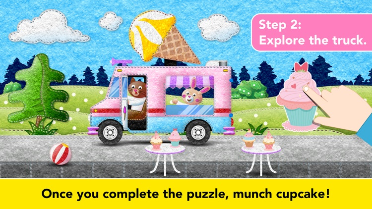 Toddler games for 2 year olds! screenshot-7