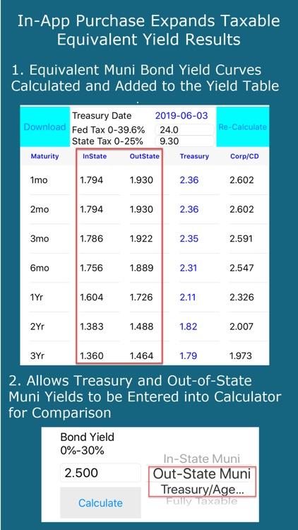 Bond Yield Calculator screenshot-4