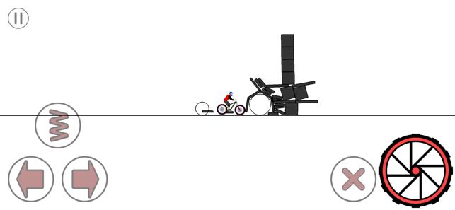 BikeHero, game for IOS