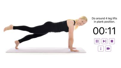 Body weight workoutsのおすすめ画像3